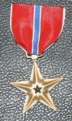 Бронзовая Звезда США